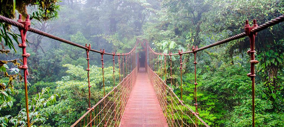 Costa Rica gezilecek yerler 960x431