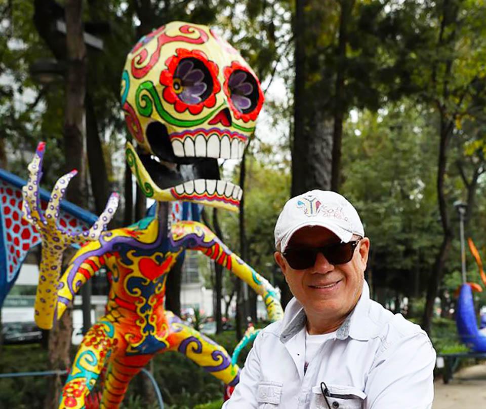 Ertuğrul Özkök meksika ölüler günü