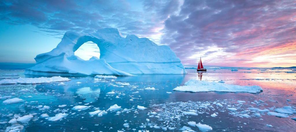 Grönland gezilecek yerler