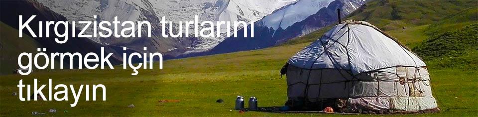 Kırgızistan turları