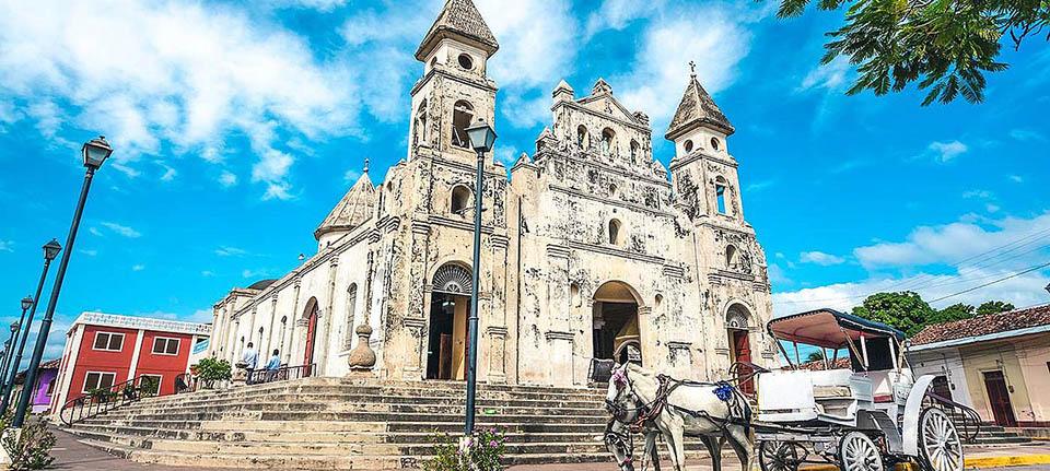 Nikaragua gezilecek yerler