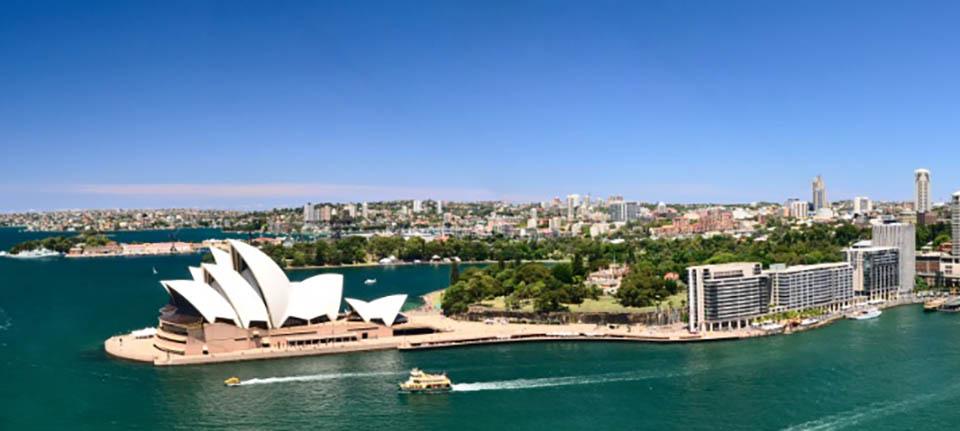 Avustralya gezilecek yerler