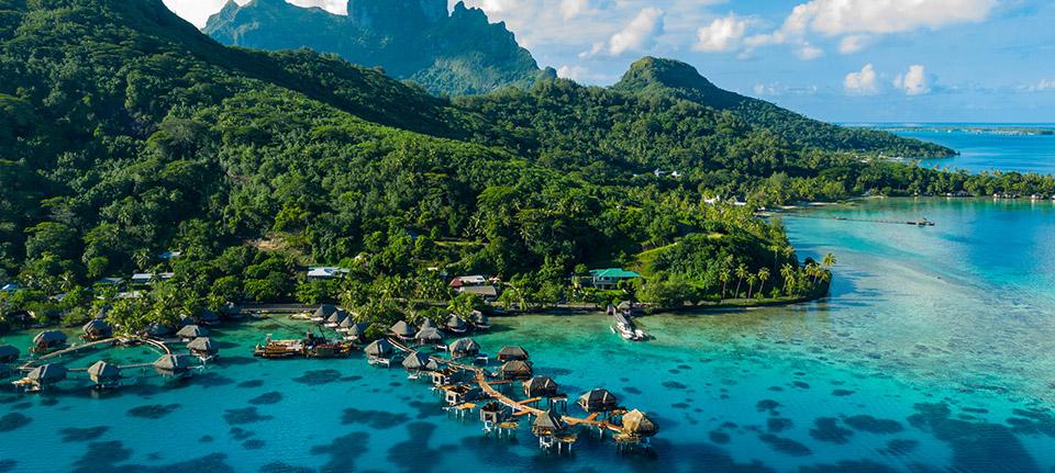 Bora Bora Adaları gezilecek yerler