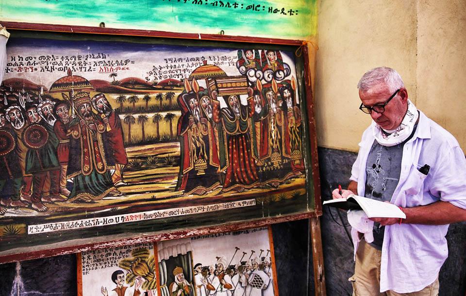Ertuğrul Özkök Etiyopya Gezi Tur Fotoğrafları
