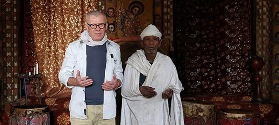 Ertuğrul Özkök Etiyopya gezi tur fotoğraflari