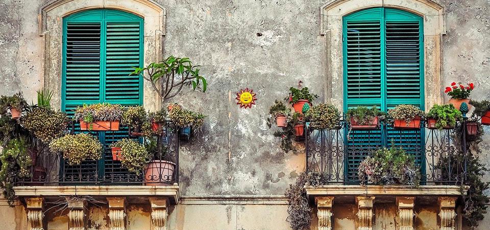 Küba Balkon Fotoğrafı