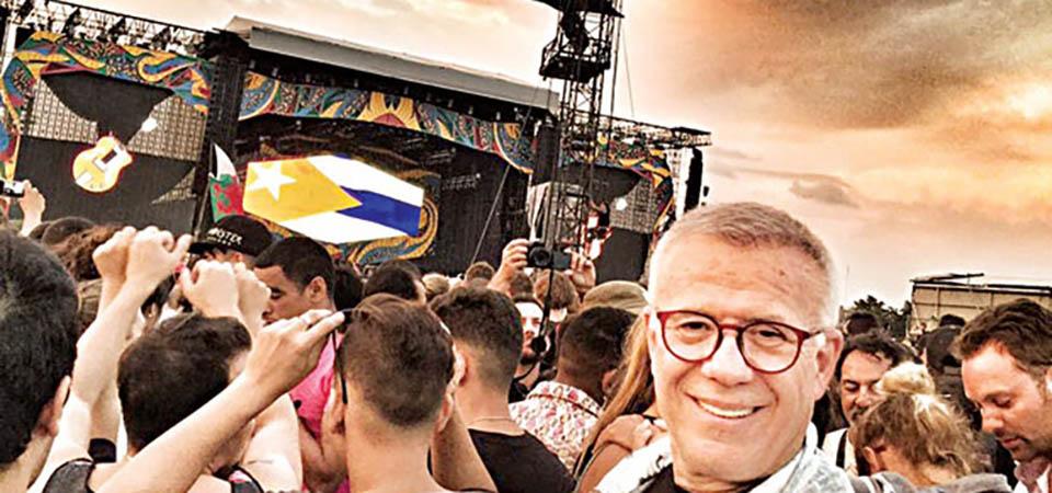 Ertuğrul Özkök Küba Gezi Turu Fotoğrafı