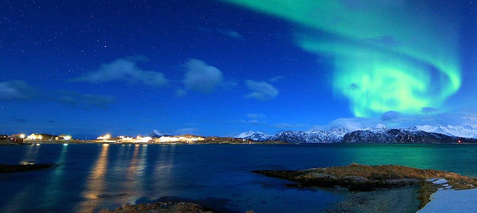 Norveç gezilecek yerler