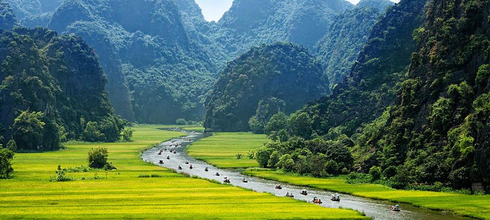 Vietnam gezilecek yerler