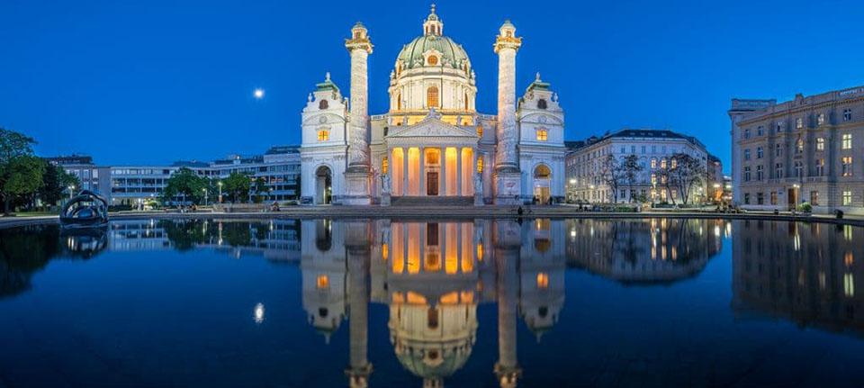 Viyanas gezilecek yerler