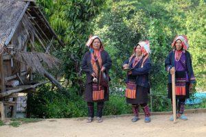 Kabileleri Tayland gezi fotoğrafları